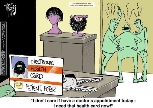 Health, health-card, health-reform, data privacy, passport photo, doctors appointment