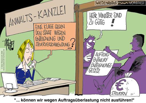 Wirtschaftsminister guttenberg linklaters anwaltskanzlei