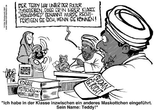 Politik-Karikatur vom 29. November 2007