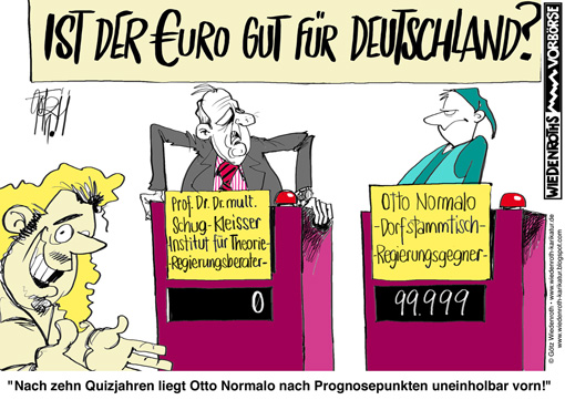 Mehr Karikaturen - hier klicken