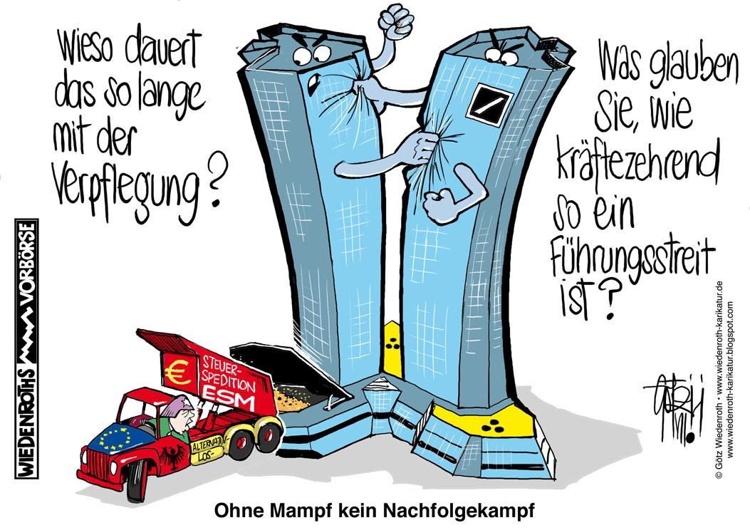 vorstand deutsche bank