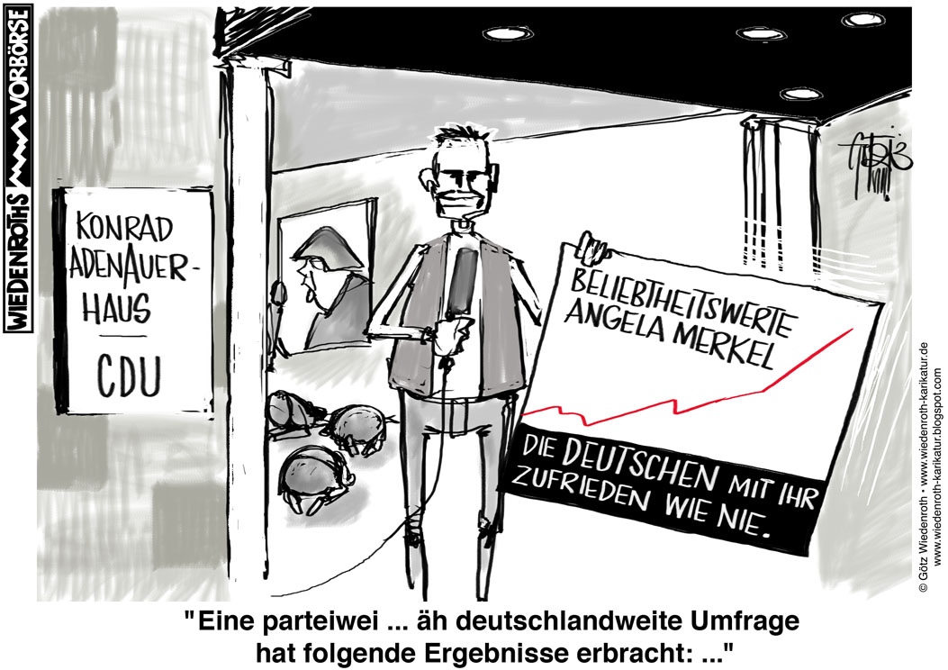 Galerry Karikatur Cartoon Satire Politik Wirtschaft Zeichnung Illustration