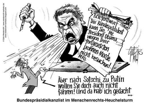 gauck will winterspiele in russland boykottieren! - seite 26