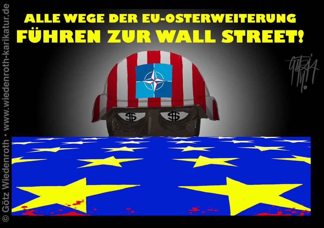 Warum ist die NATO in Jugoslawien?