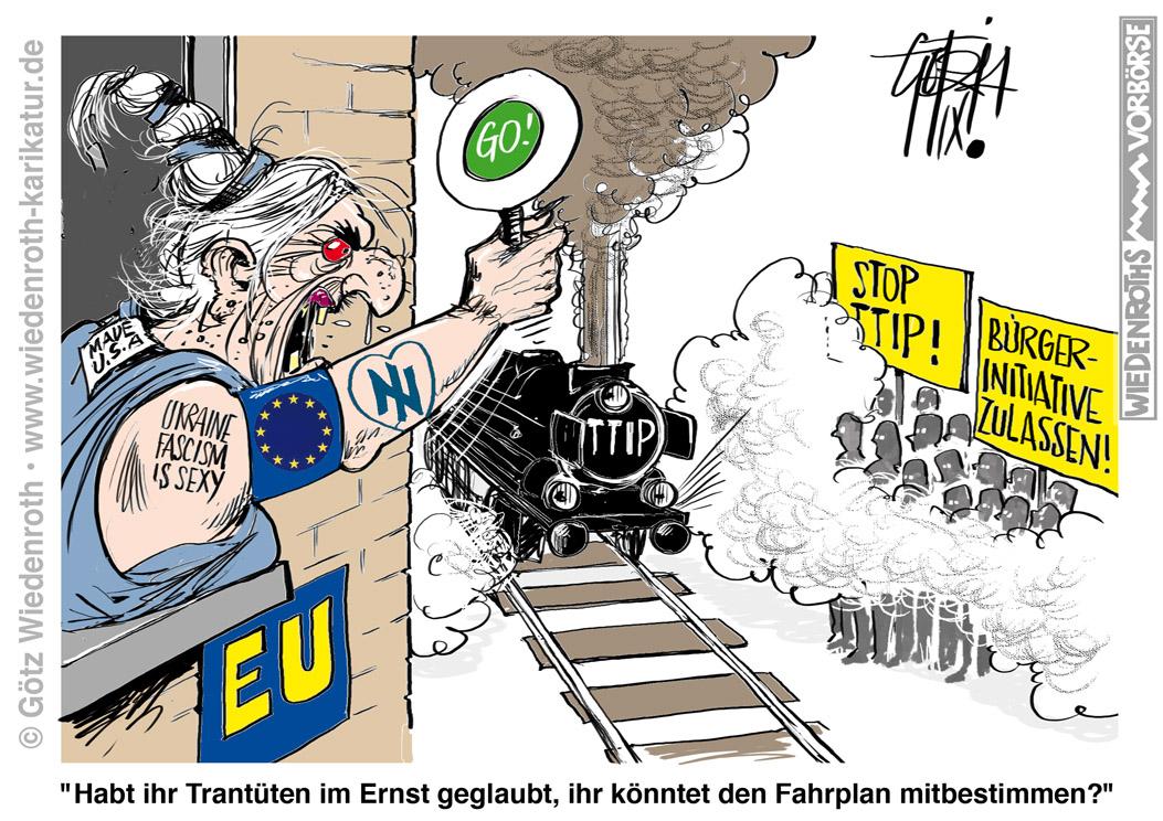 Demokratiedefizit Eu