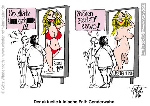 gender diskriminierung sexismus alltaeglich
