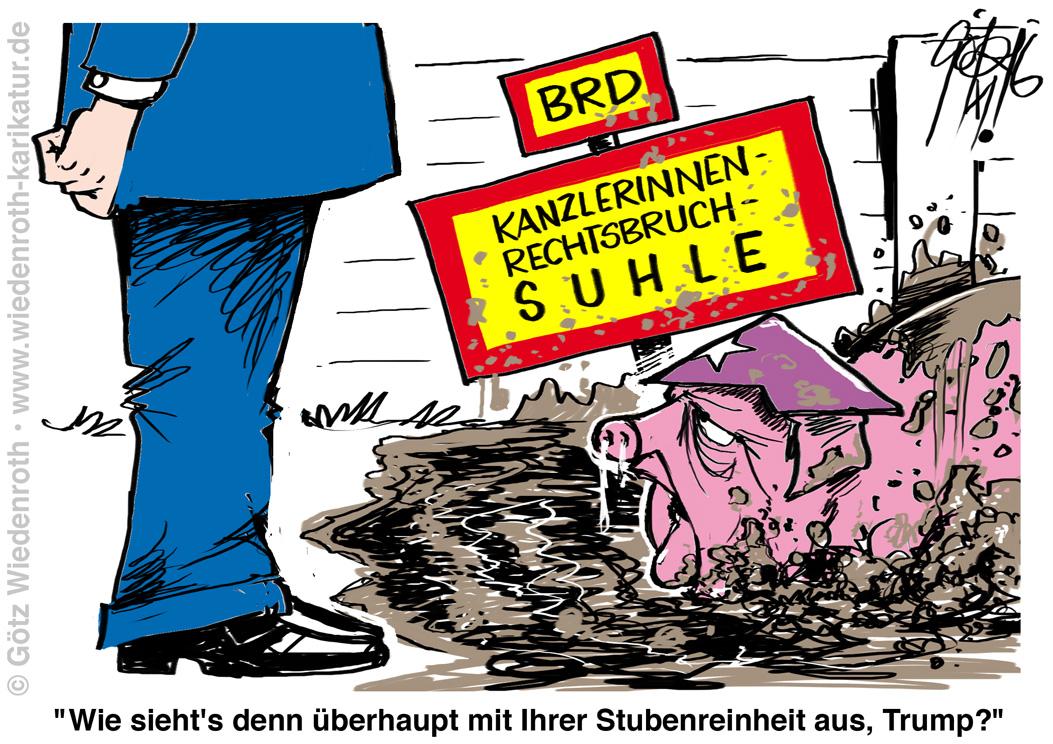 Karikatur+Cartoon+Satire+Politik+Wirtschaft+Zeichnung ...